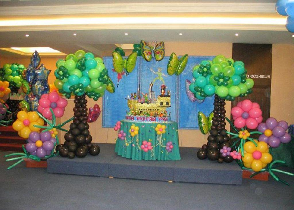 Curso de decoraci n con globos en guadalajara - Curso decoracion con globos ...