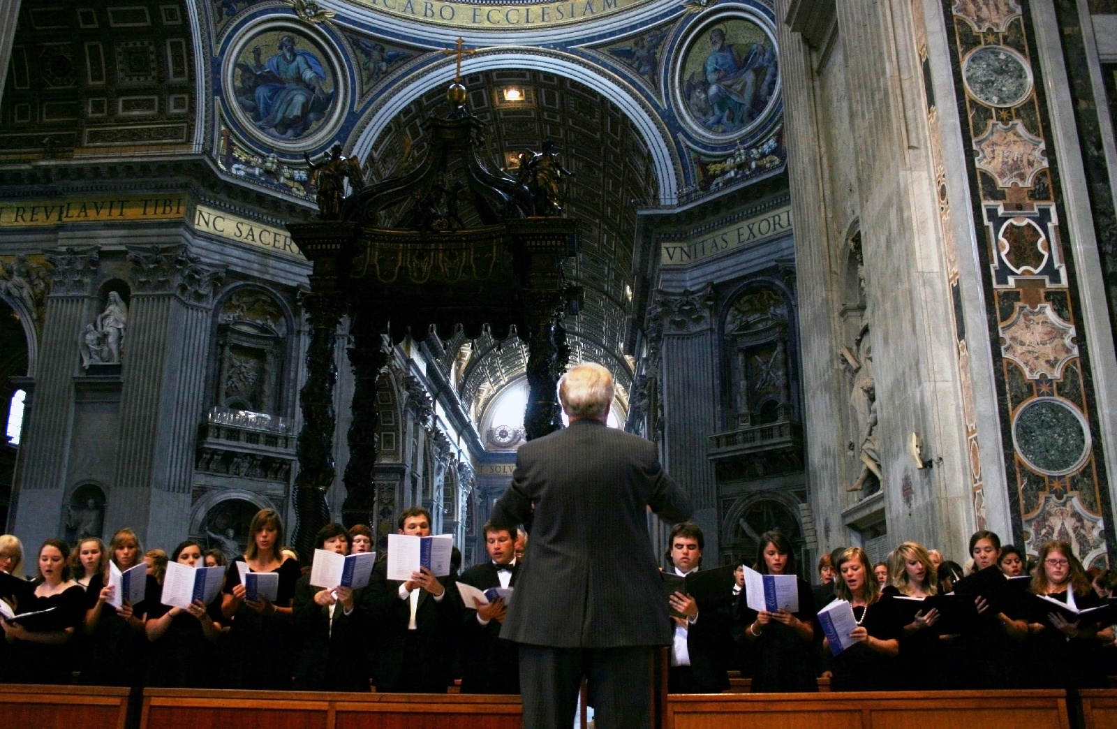 Rome International Choral Festival - Z. Randall Stroope