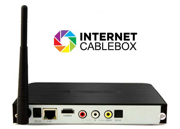 Internet Cable Box - Watch whatever you want, whenever you want ...