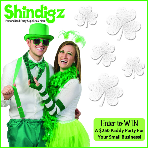 St Patricks Day Party Contest