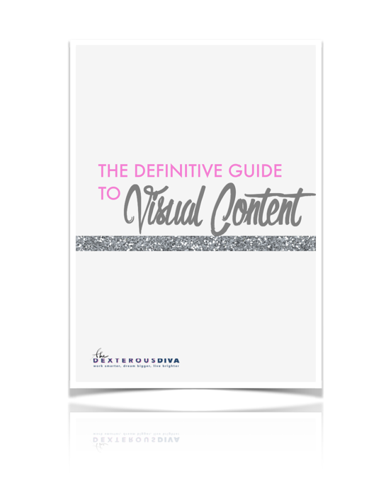 visual content guide