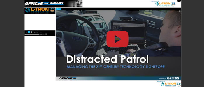 Distracted Patrol Webinar