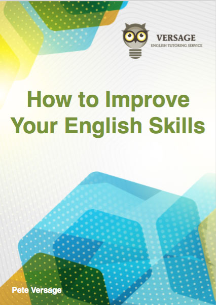 Improve Your English Ebook